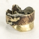 mens copper ring