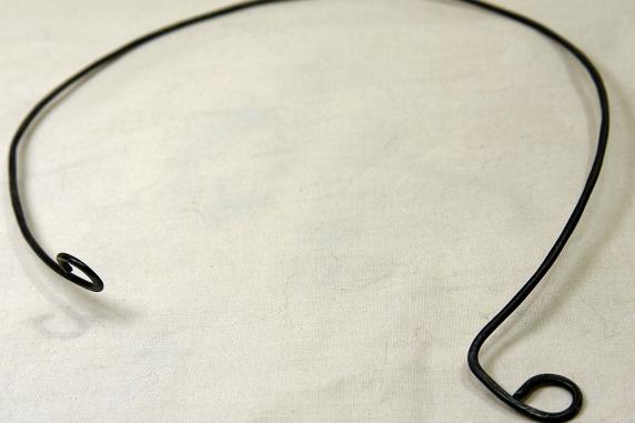 Steel wire neckwrap©