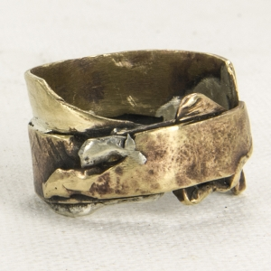 mens sterling ring