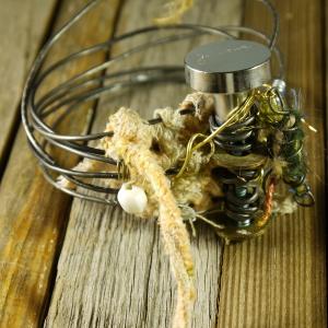 found object bracelet