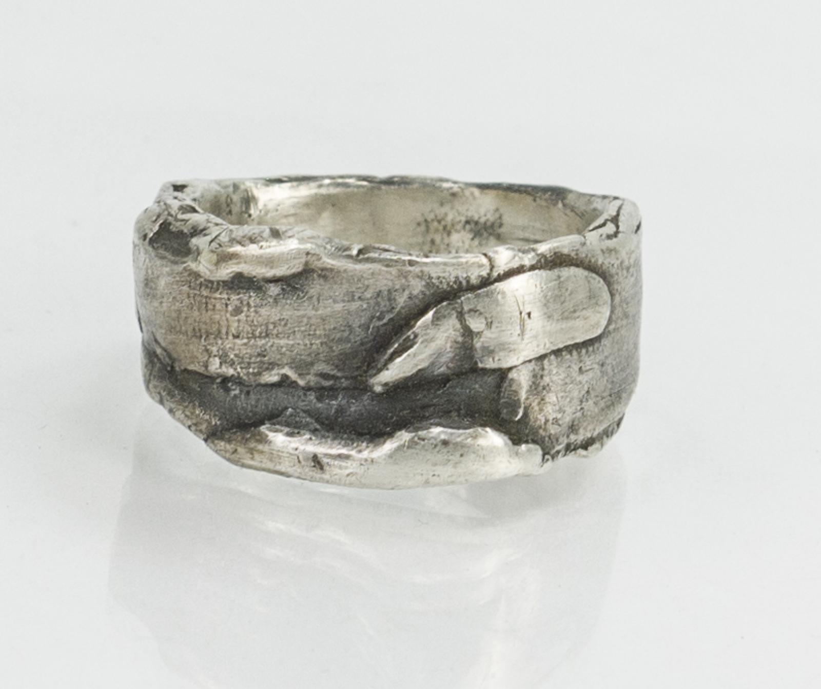 b6c7c8f6d9 Men S Chunky Anic Style Sterling Silver Ring Jomama. Chunky Hammered Silver  Ring. Chunky Hammered Silver Ring By Lilia Nash Jewellery